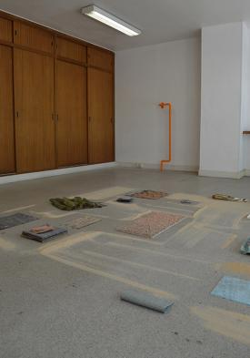 Diary Away A Project Around Residencies